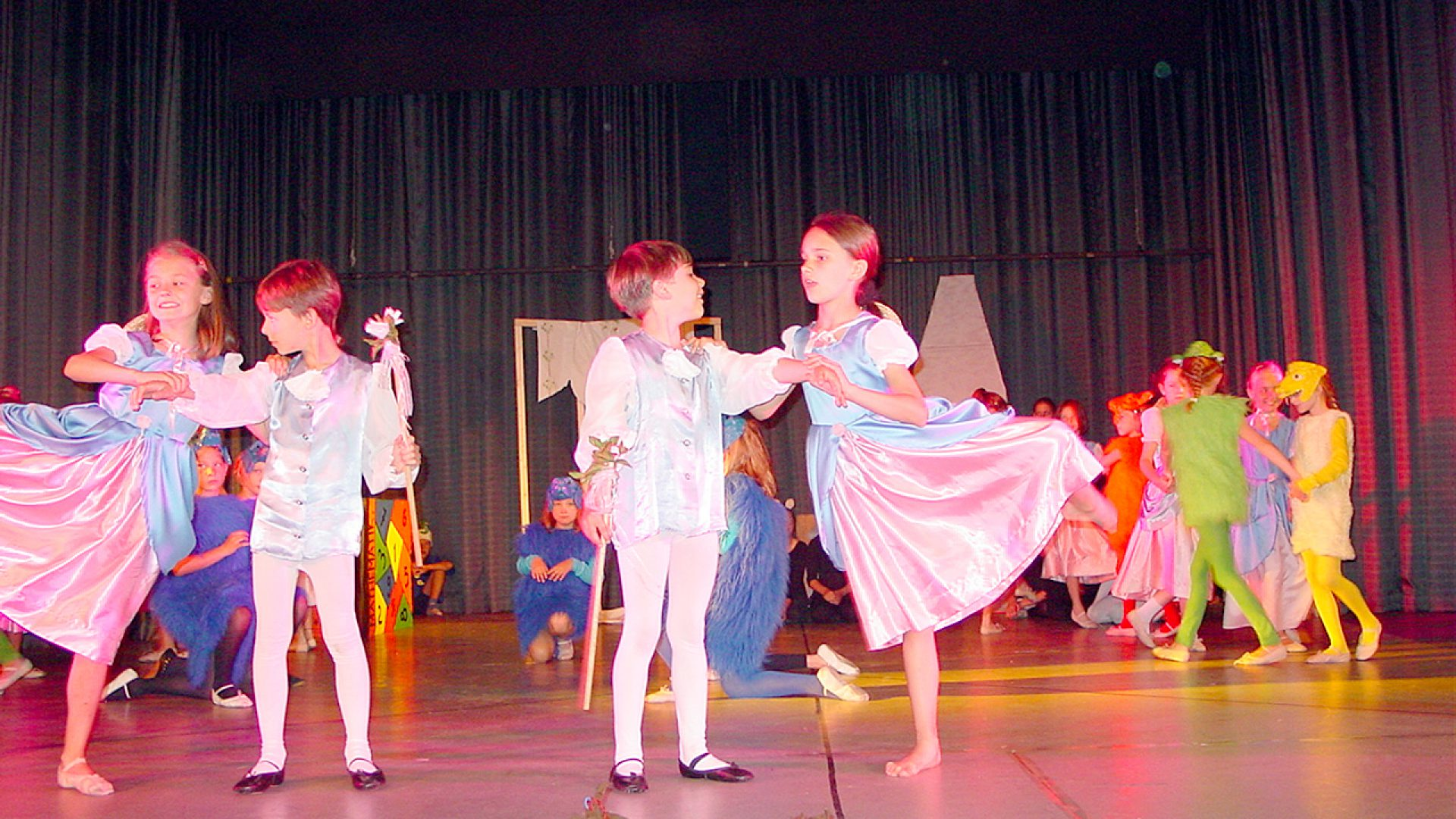Vhs-Ballettschule Martha Jacob